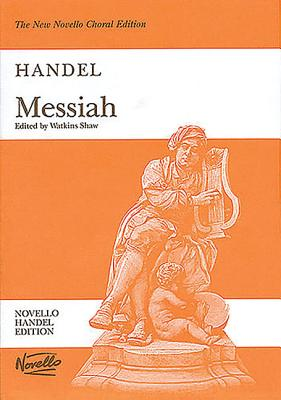 Messiah By Handel, George Frideric/ Shaw, Watkins (EDT)